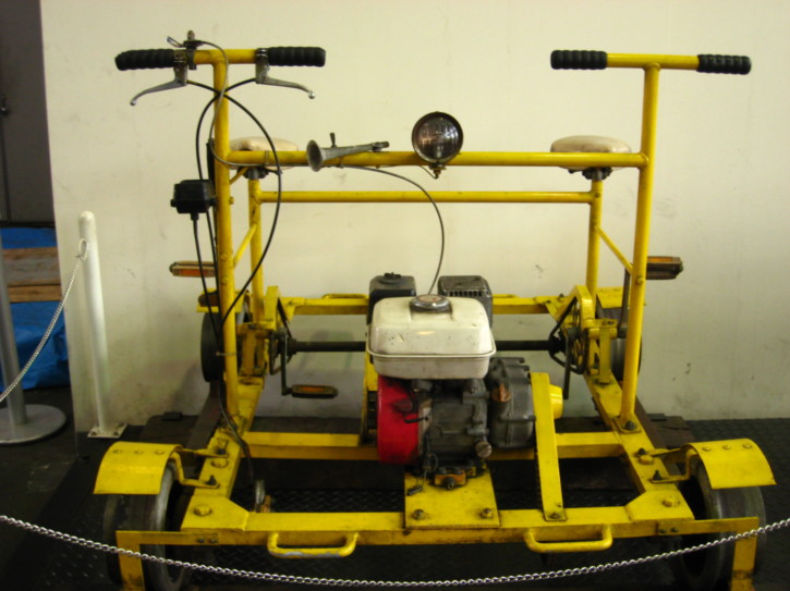 Tool for track maintenance