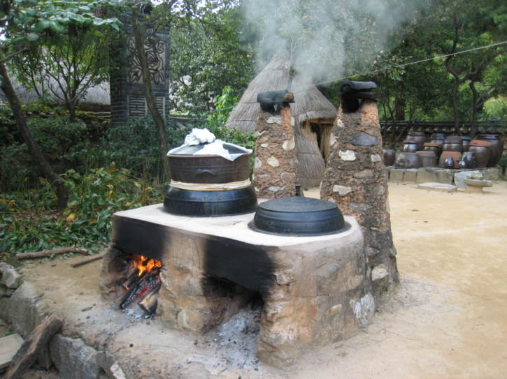 Outdoor stove