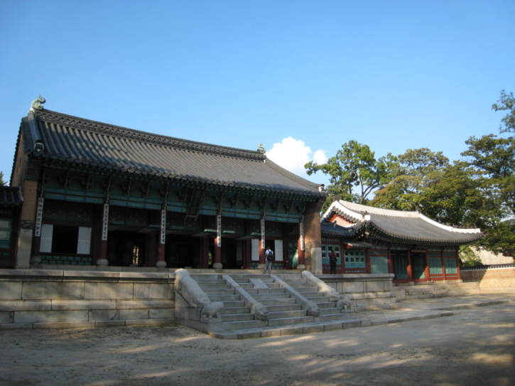 Jibokjae at Gyeongbokgung Palace