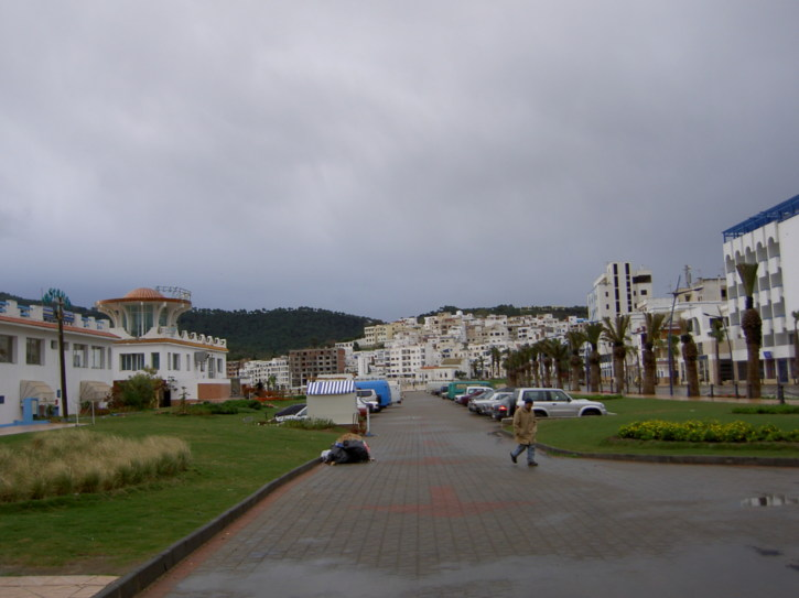 Another view of the town