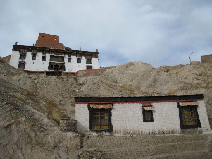 Buildings of the monastery