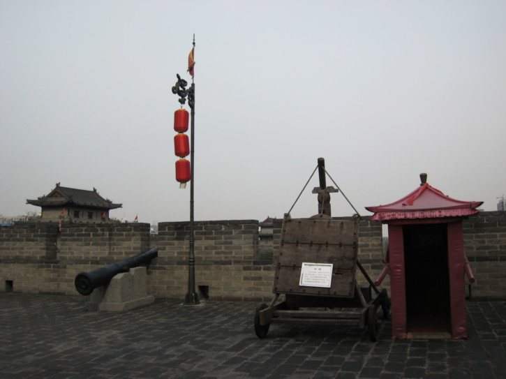 Cannons by the East Gate