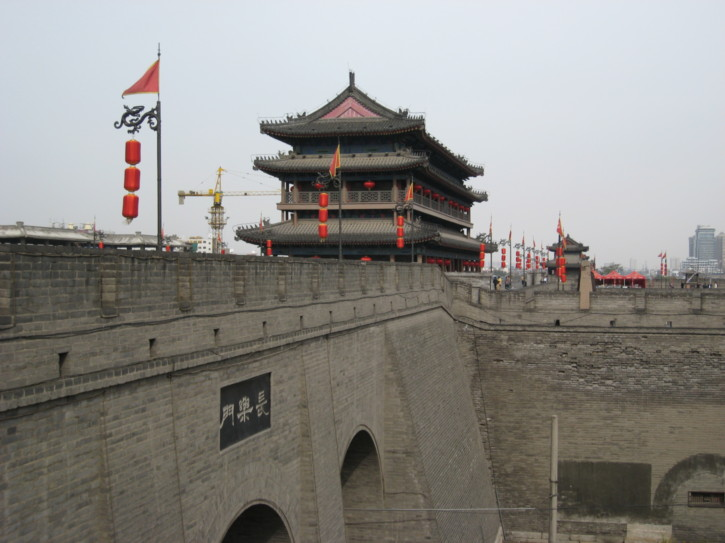 The East Gate