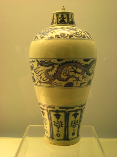 Pottery in the Shanghai Museum