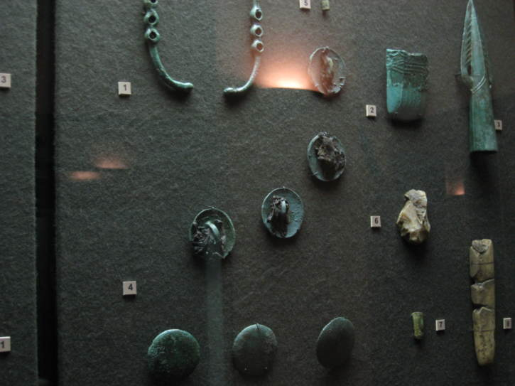Exhibits in the Tatarstan National Museum