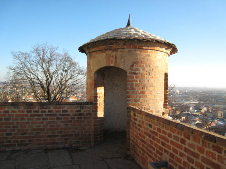 Lookout tower of Špilberk Castle