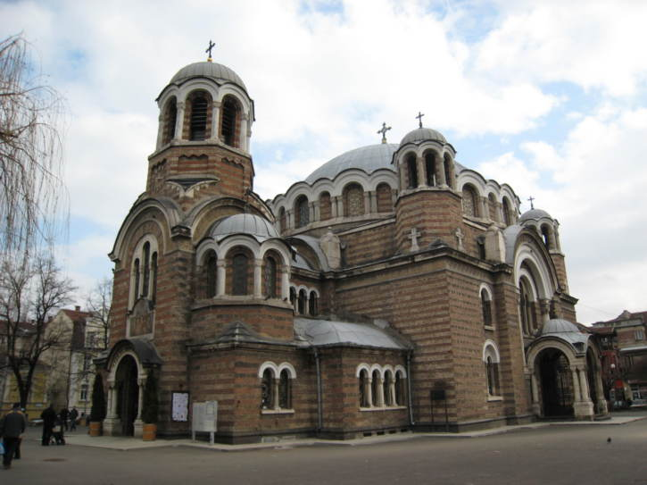 Sveti Sedmochislenitzi Church