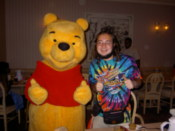 ...and Winnie the Pooh!