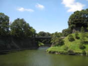 The Imperial Palace moat