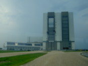 Front of the VAB