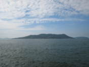 One of the islands off the coast of Fukuoka