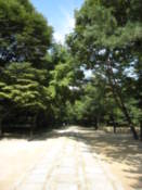 Grounds of Jongmyo Shrine