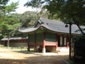 Administrative buildings at Jongmyu Shrine