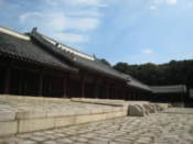 Yeongyeonjeon Hall at Jongmym Shrine