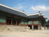 Jagyeongjeon Hall at Gyeongbokgung Palace