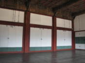 Inside Jagyeongjeon Hall