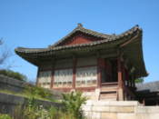 Building at Changgyeonggung Palace