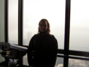 Me in the tower
