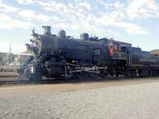 The Steam Locomotive