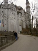 Me by the castle