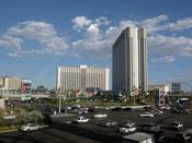 A Typical Central Las Vegas Scene
