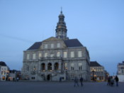 The city hall