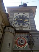 One of Bern's many great clock towers