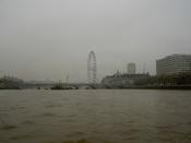 The London Eye From Afar