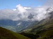 The Grindelwald valley
