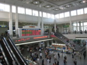 Guangzhou train station
