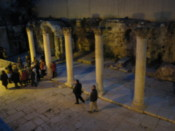 Ancient columns