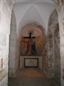 One of the stations of the cross