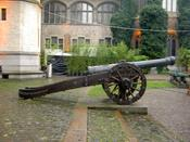 Yay! A cannon