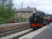 Train At Levisham