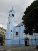 The Blue Church