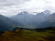 The Grindelwald valley again