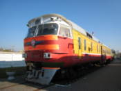 Diesel locomotive