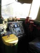 Diesel train controls
