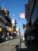 In China Town