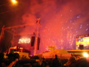New Year 2009/Euro Celebrations