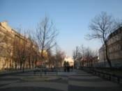 Hviezdoslavovo Square