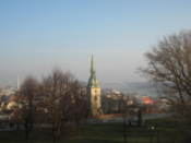 View over Bratislava