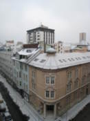 View from my appartment in winter