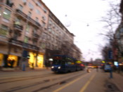On Vitosha Street