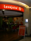 "I didn't try any of their ""Lovejuice""..."