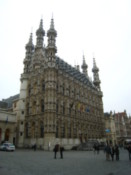 Town Hall on Grand Place