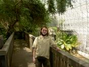 Me in the biosphere...