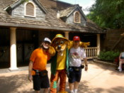Me and Gary with Goofy