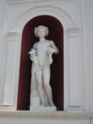 Statue on the City Hall
