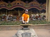 Turns out I can't remove the sword from the stone. :-(